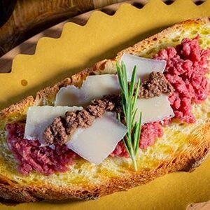 Bruschetta Gourmet